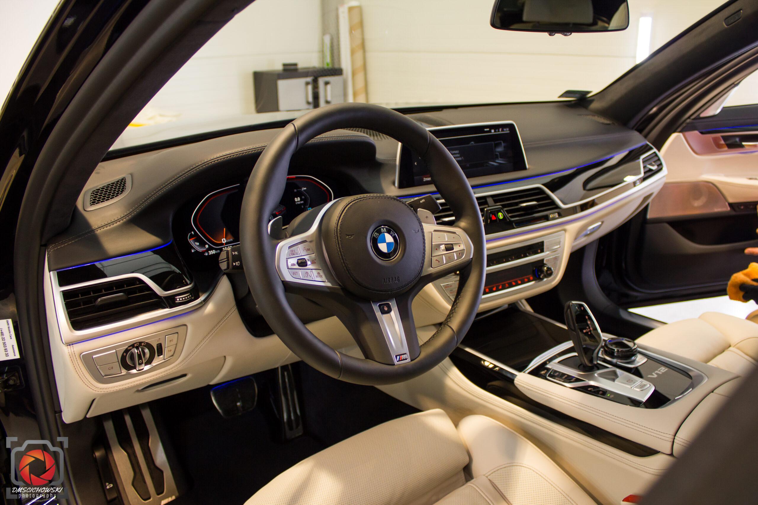 Jak dbać o wnętrze auta?