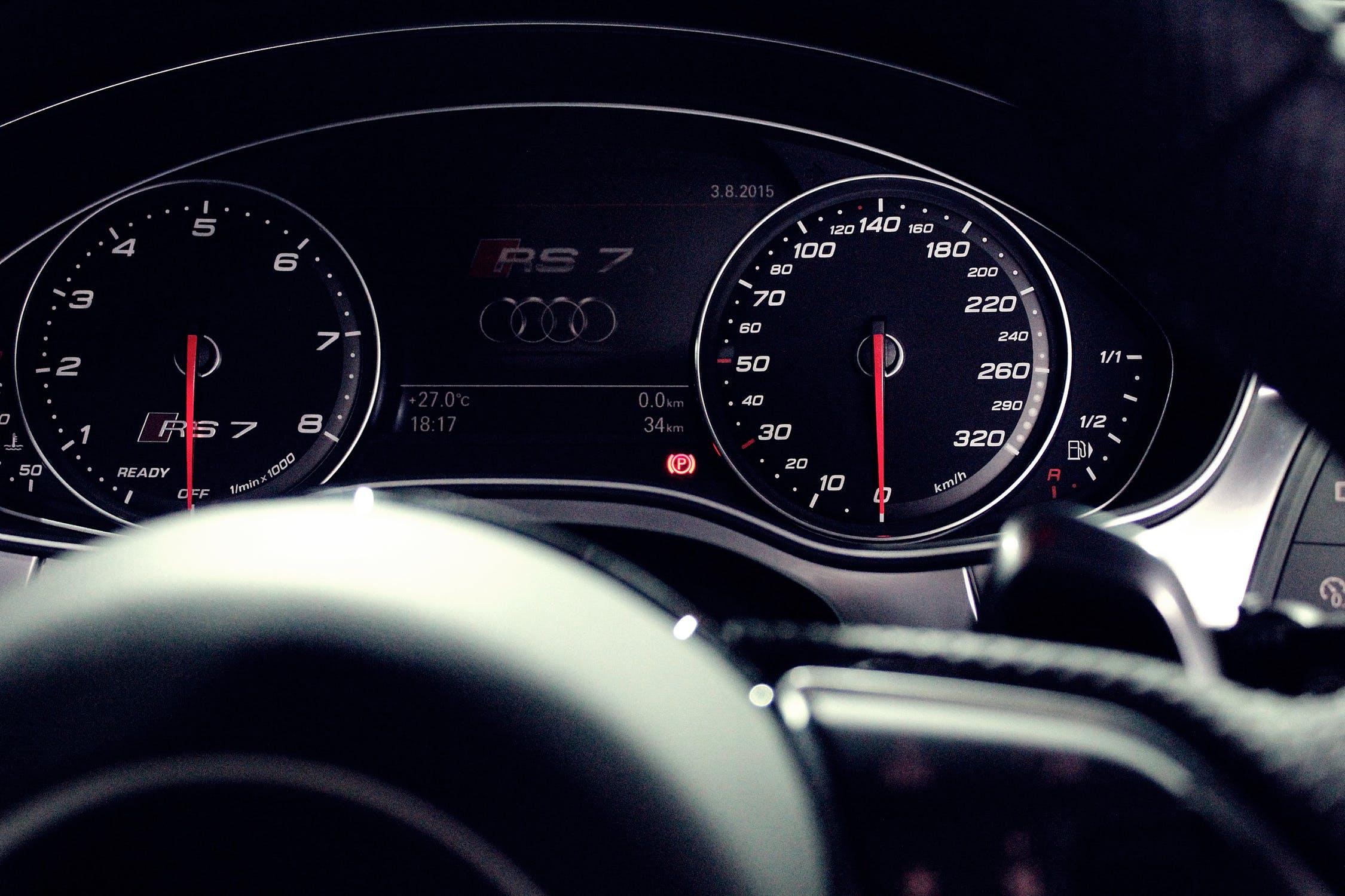 Kompendium kontrolek samochodowych
