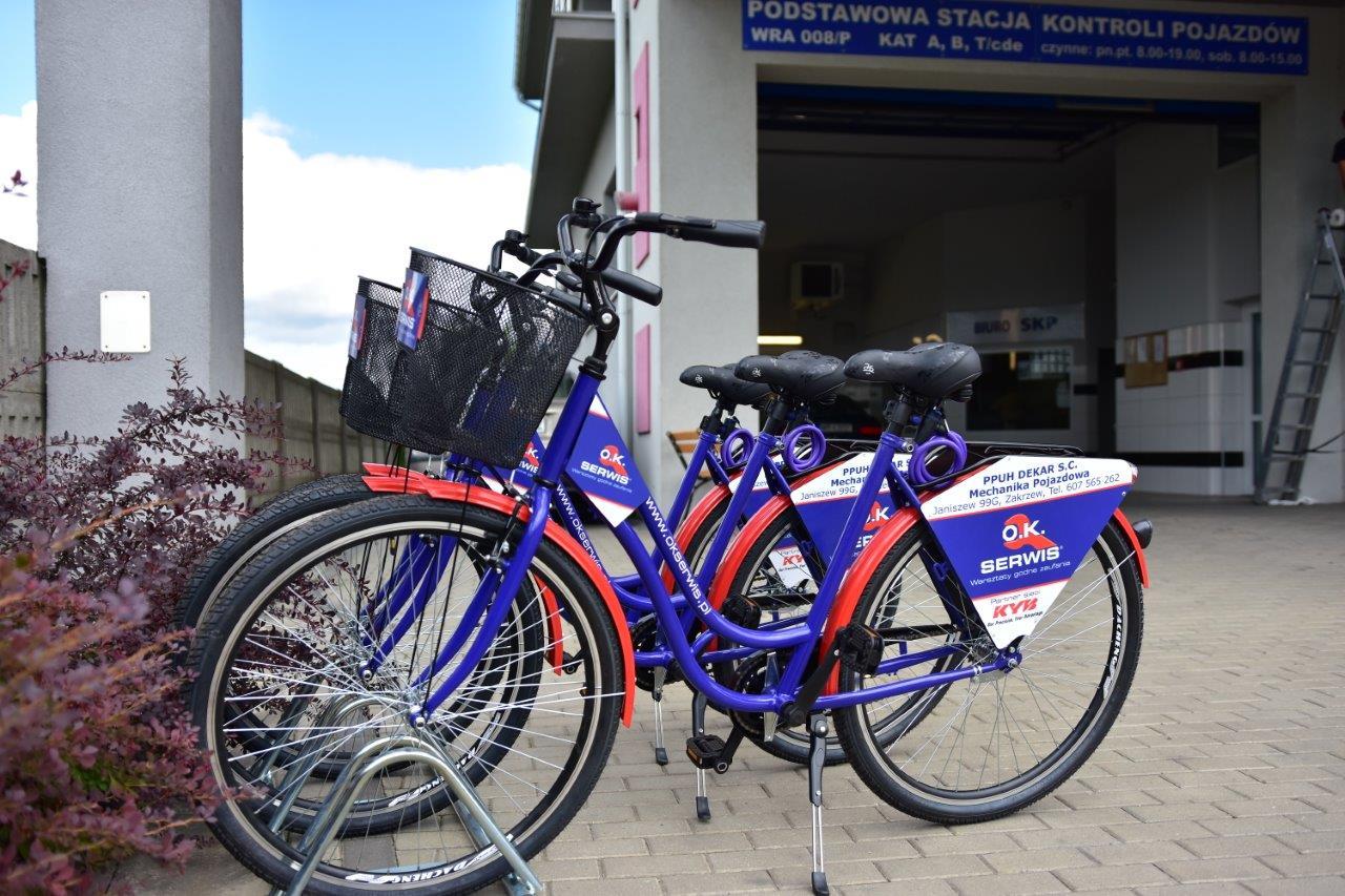 O.K. Bike