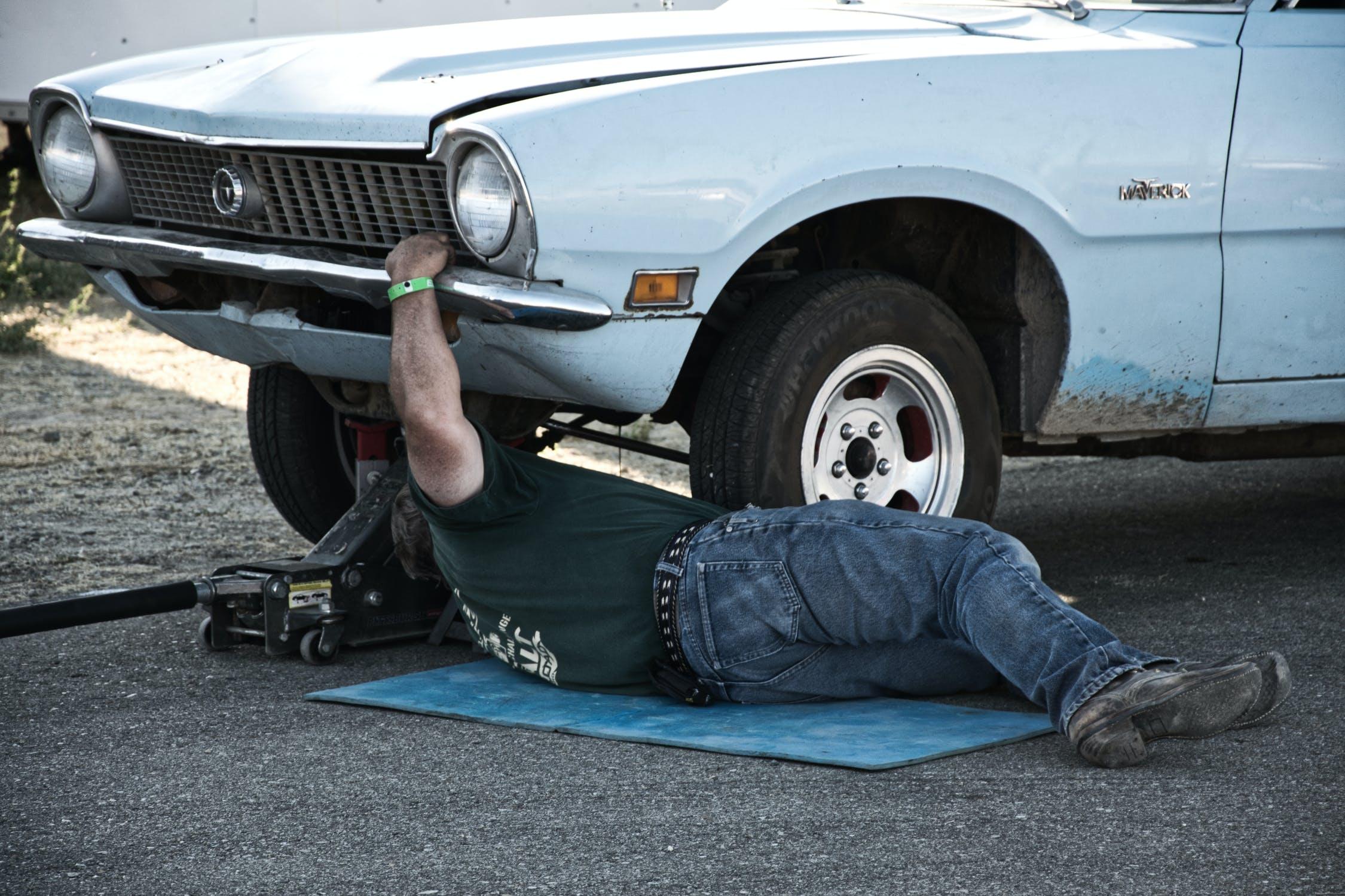 Naprawić samochód i nie zbankrutować